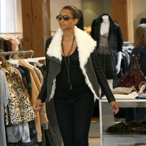 Coveted Helmut Lang Jacket as seen on Ciara!
